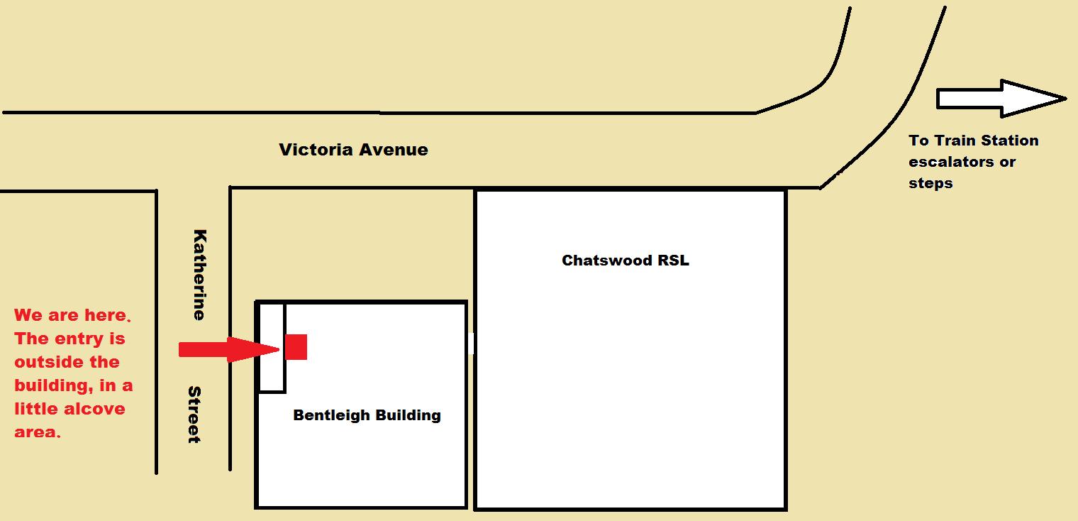 chatswood massage location