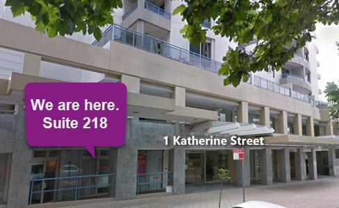 suite 218, 1 katherine street massage